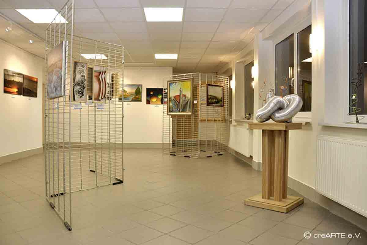 creARTE italienischer Kunstverein Wolfsburg