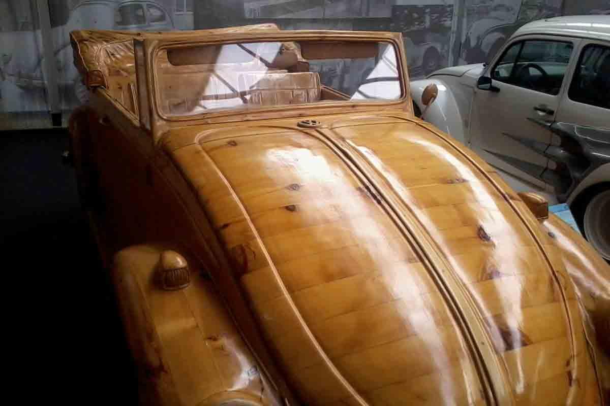 Stiftung AutoMuseum Volkswagen Wolfsburg