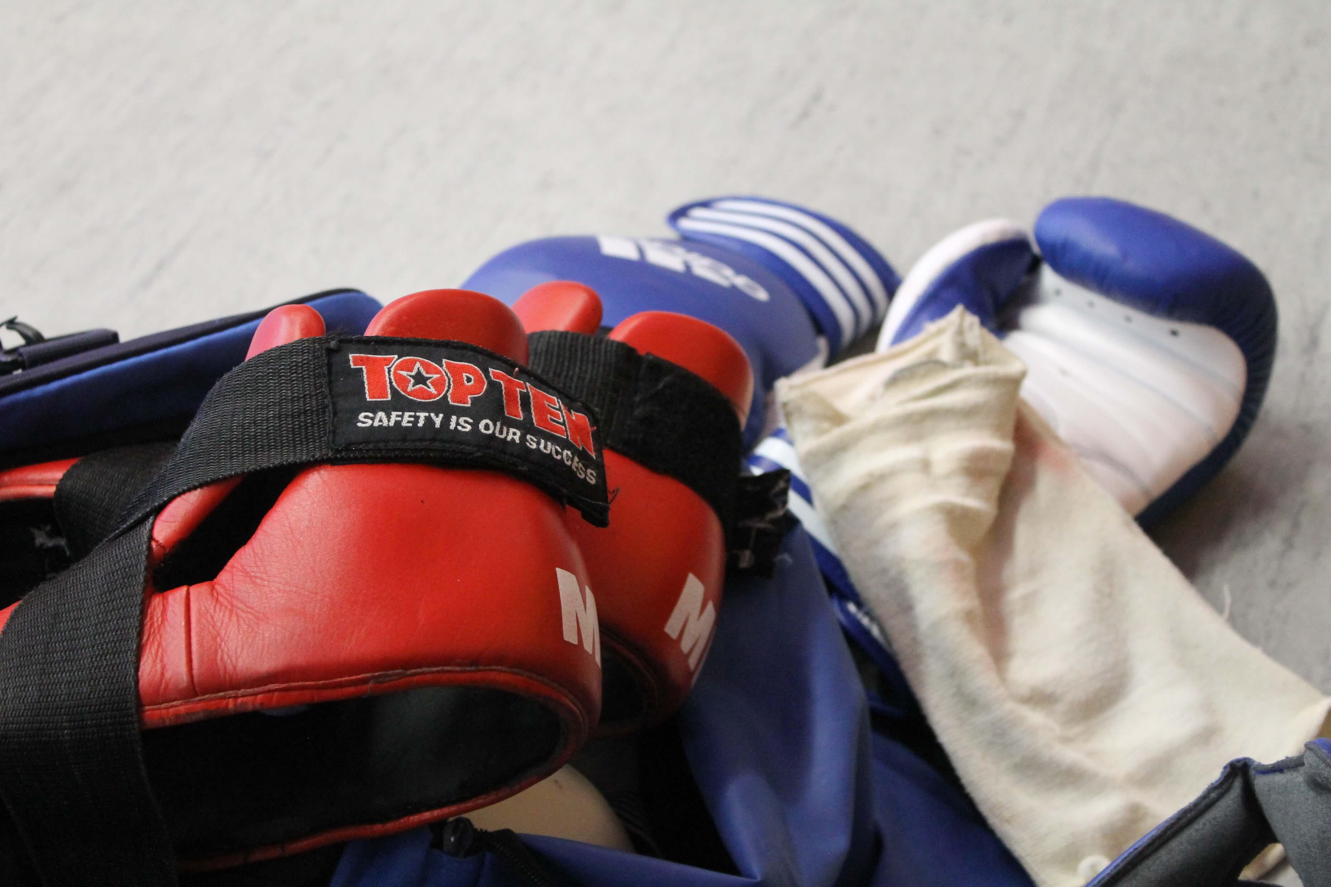 Kickboxen in Wolfsburg