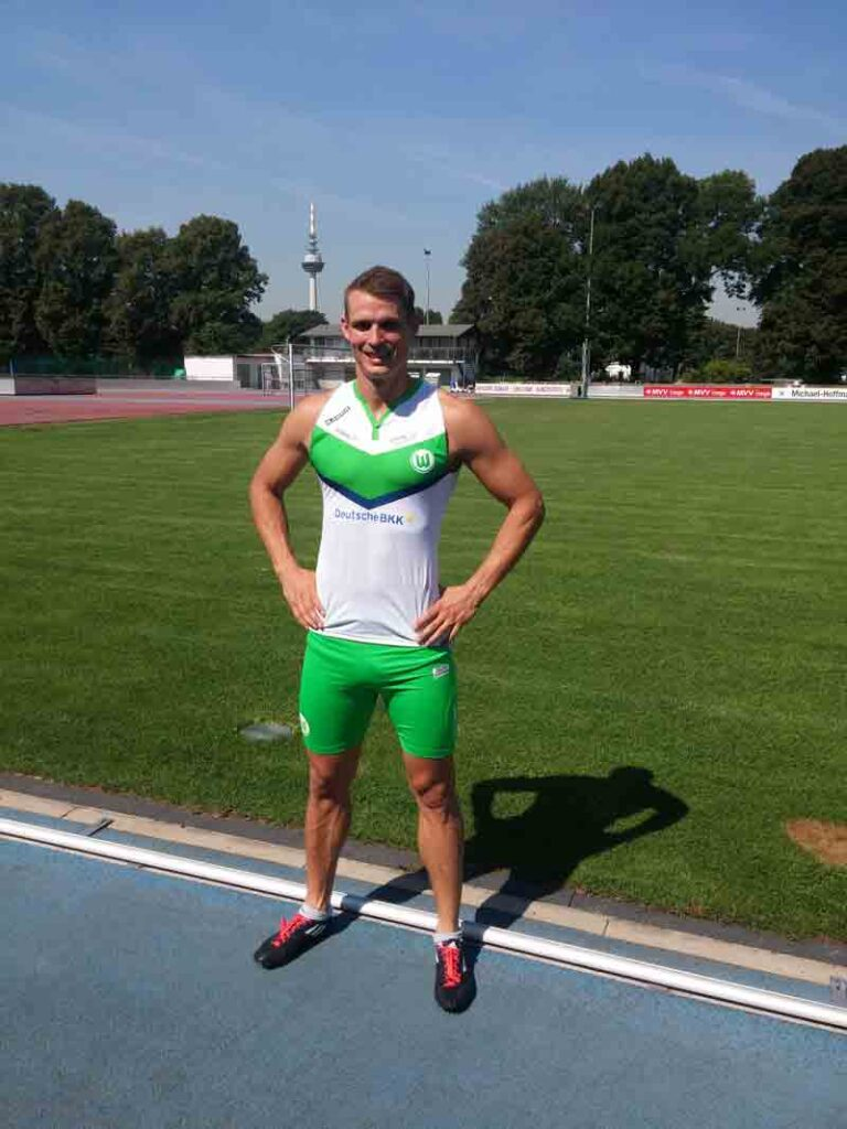 Saison 2015 Leichtathletik Sprint