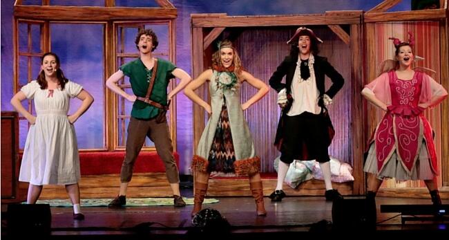 Peter Pan - das Musical CongressPark Wolfsburg
