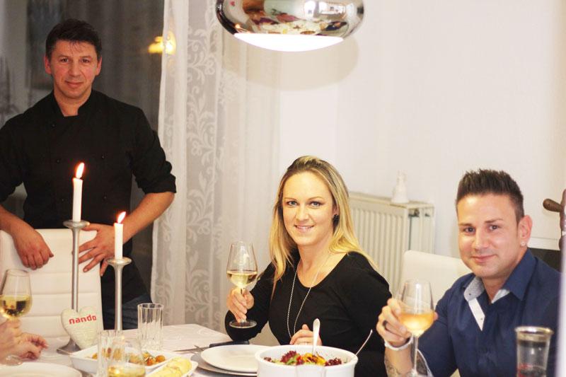 Familienleben in Wolfsburg mit Familie Mildner aus Neuhaus und Bistro Nando