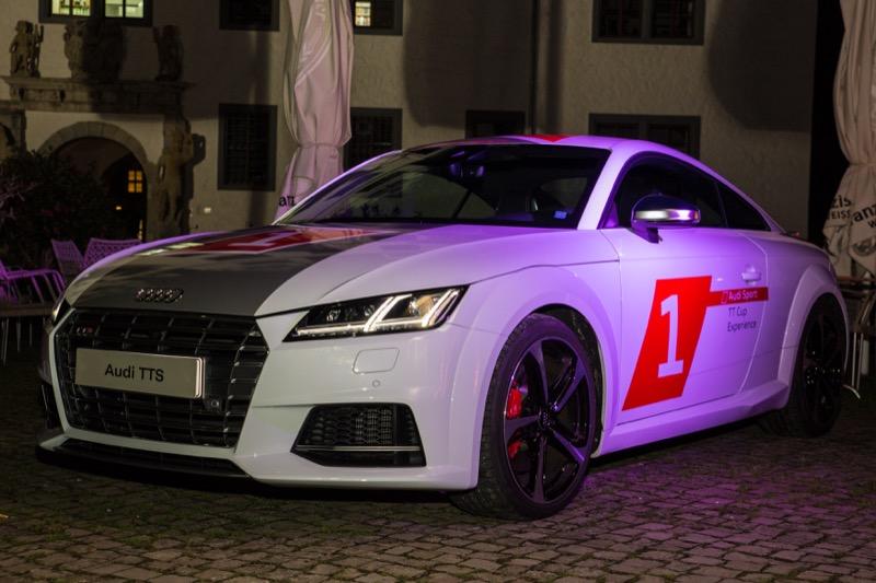 Audi Zentrum Wolfsburg ist Partner der WJ Business Lounge