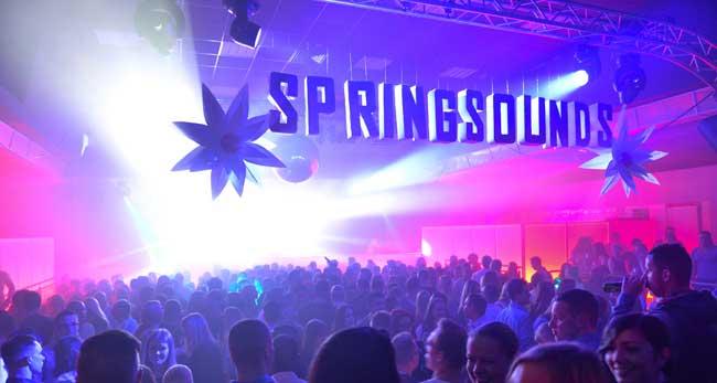 Soundagenten Partyreihe Springsound feiert 10. Jubiläum