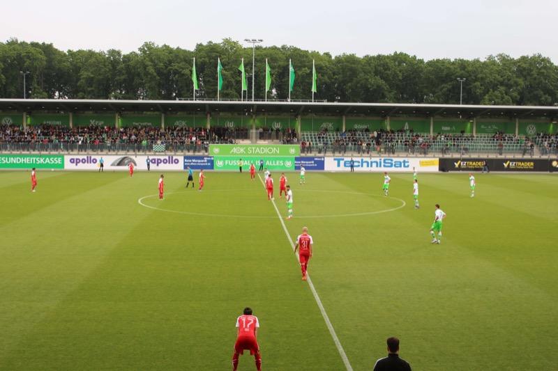 VfL Wolfsburg Amateure Relegation zur 3. Liga