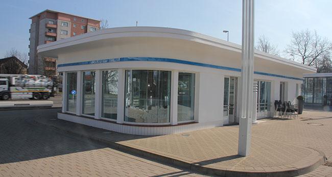 e-mobility Station Wolfsburg