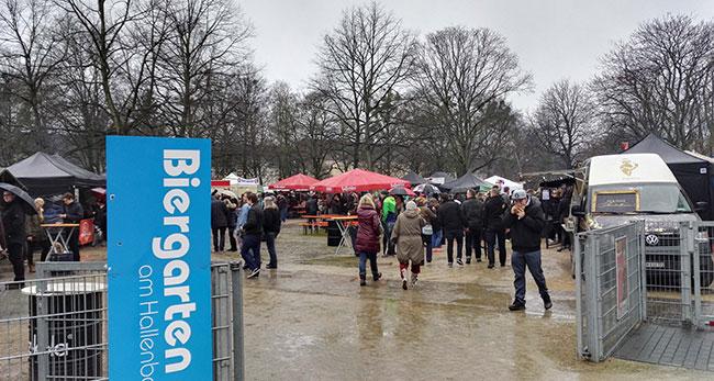 Streetfood Festival am Hallenbad Wolfsburg