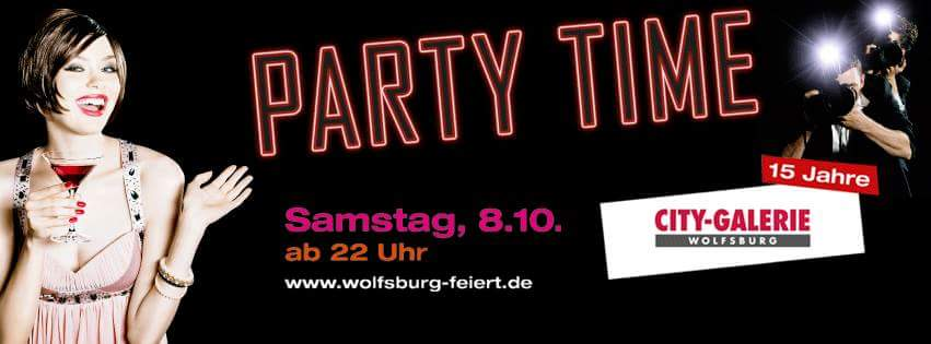 Wolfsburg feiert die City-Galerie Wolfsburg