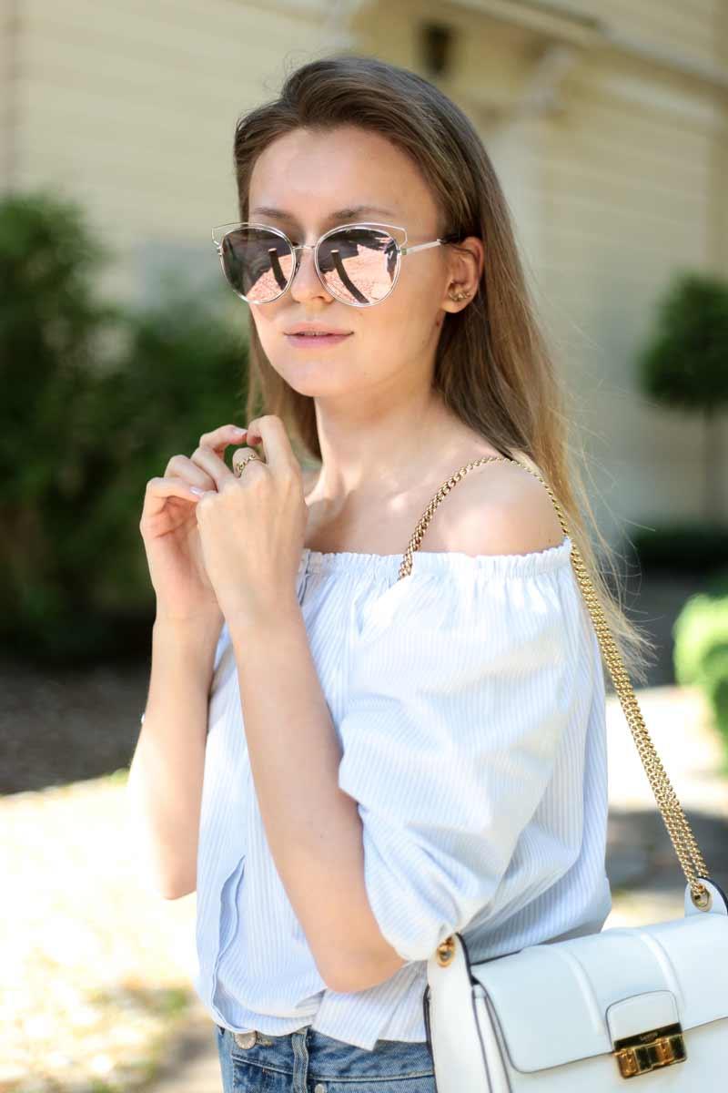 Modebloggerin Livia Auer