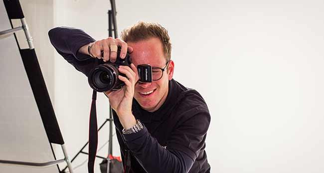 Fotograf Marcus Wendt von filmPUNKTton
