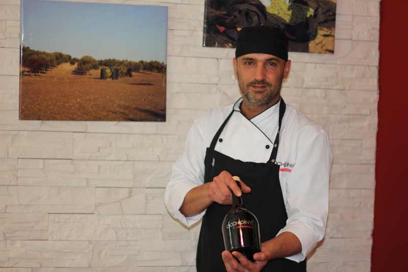 Restaurant Trattoria Occhipinti von Giovanni Zattolo.