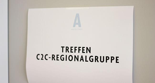 Seit Februar 2016 gibt es eine Cradle to Cradle Regionalgruppe in Wolfsburg