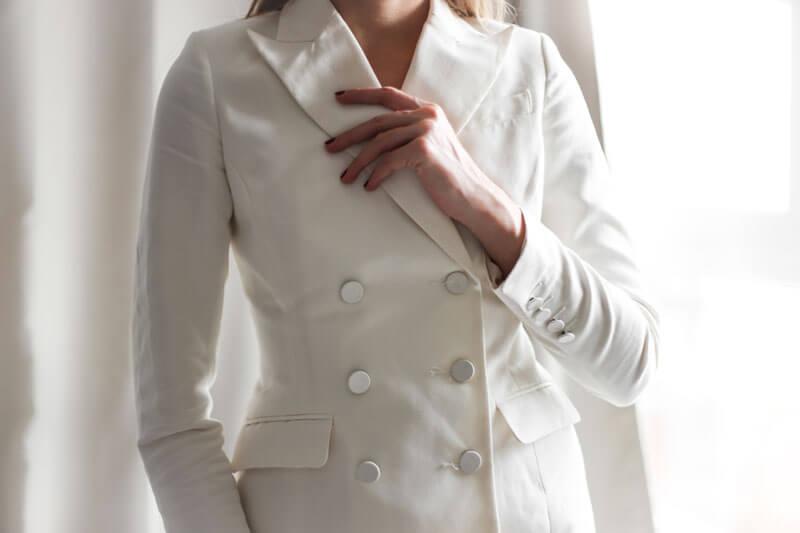 Auch Kleidung aus nachwachsenden Naturprodukten kann Modern sein