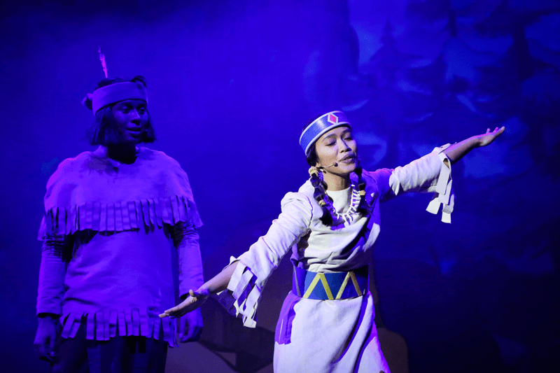 Großes Bühnenprogramm bietet YAKARI Live