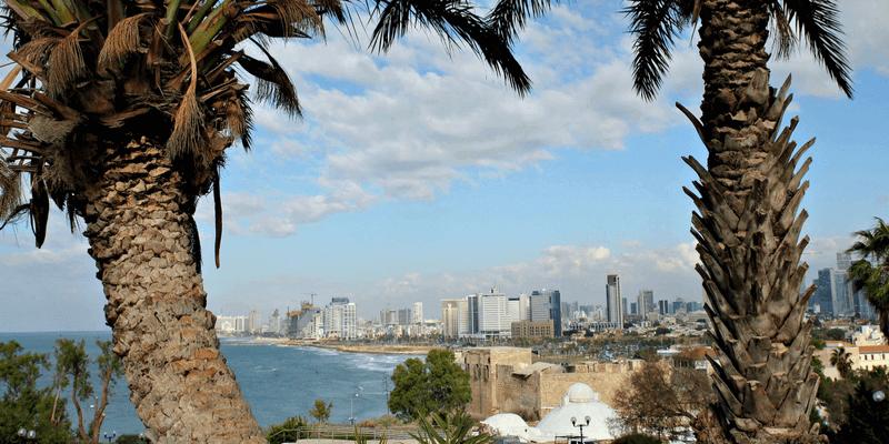 Tel Aviv ist die Stadt, die niemals schläft. Von Christine Evers