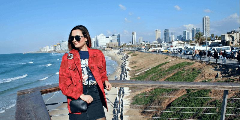 Tel Aviv Israel Livia Auer