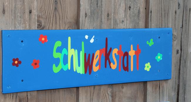 Die Schulwerkstatt Wolfsburg