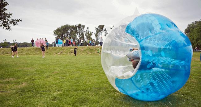 Sommerfest im Allerpark 2017