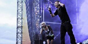 Mono und Nikitaman auf IG Metall Sommerfest 2017 in Wolfsburg