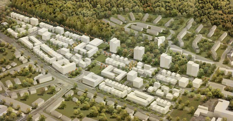 Baugebiete in Wolfsburg