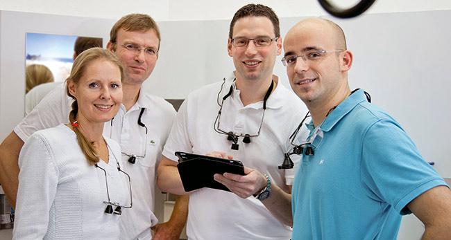 Dentalpraxis Knipphals Team