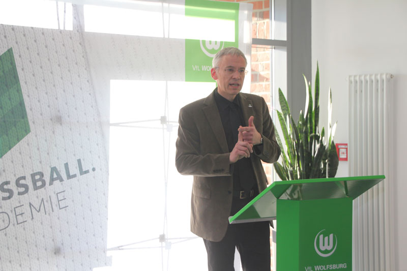 Kai-Uwe Hirsch Stadtbaurat Wolfsburg