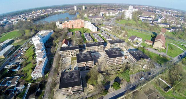In Wolfsburg entstehen bis 2020 6.000 neue Wohnungen