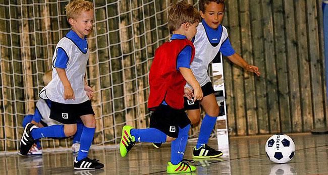 FussballKidz #Funino17 Games