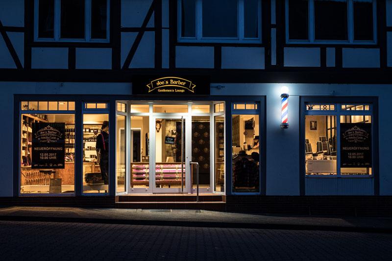 Joes Barber Shop Fallersleben