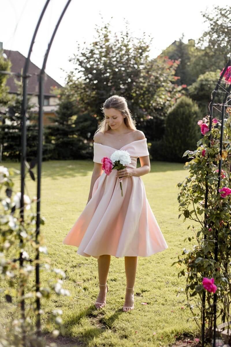 Livia Auer Hochzeitsgast Outfit