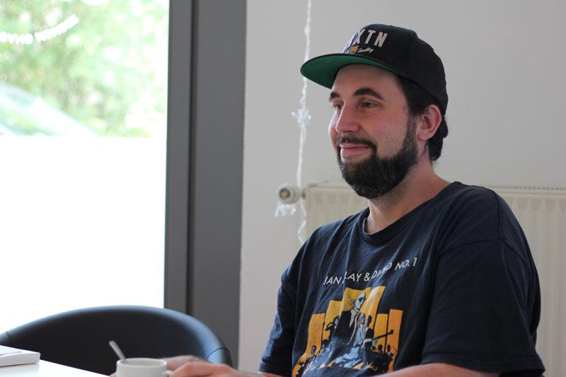 Bastian Zimmermann Krass Kreativagentur