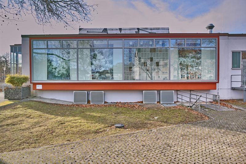 Hallenbad am Schachtweg Wolfsburg