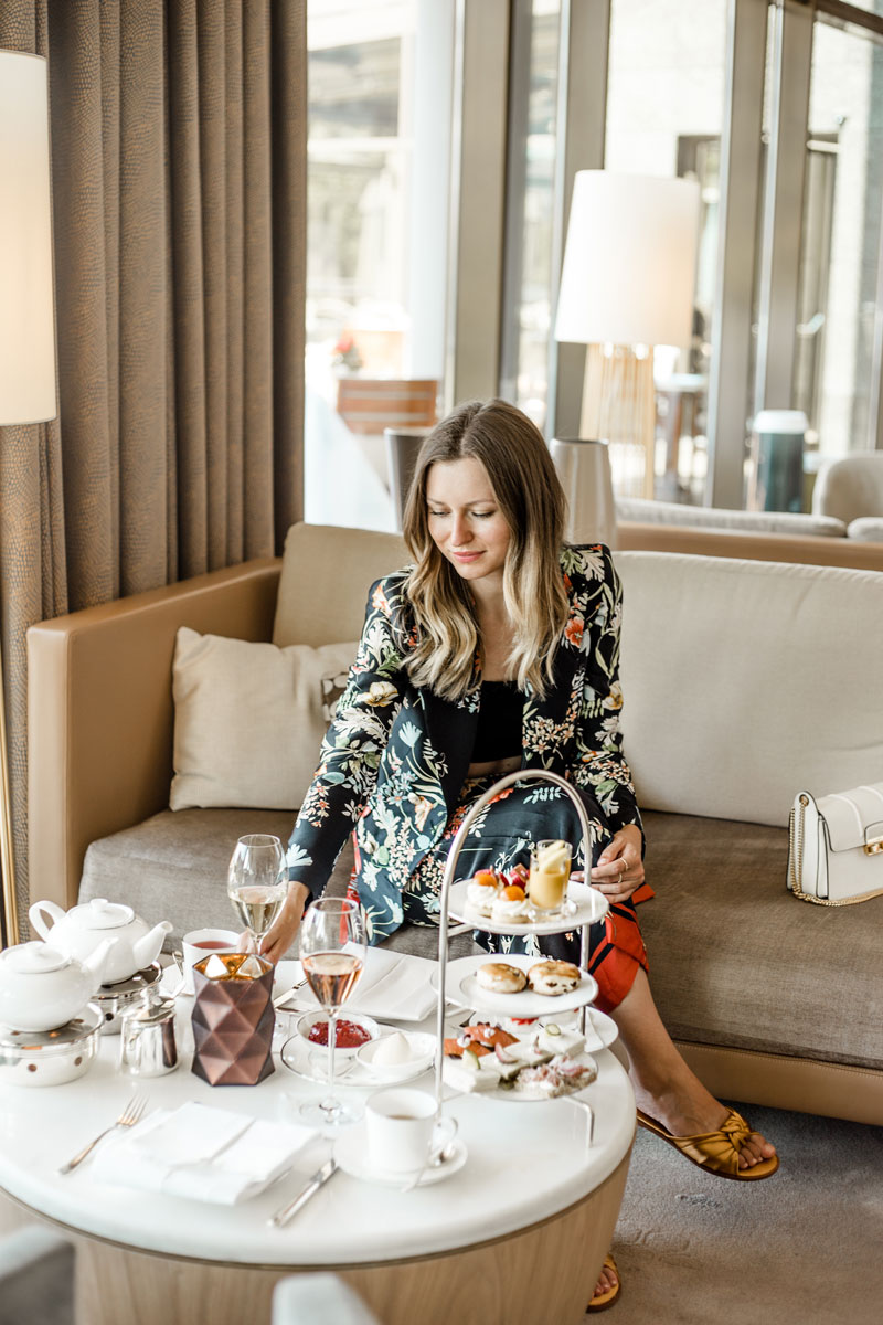 Livia Auer Teatime The Ritz-Carlton