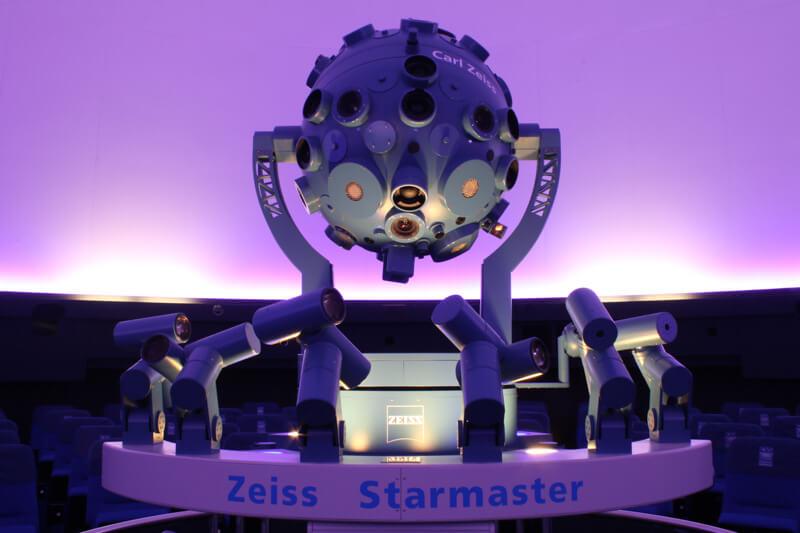 Planetarium Wolfsburg
