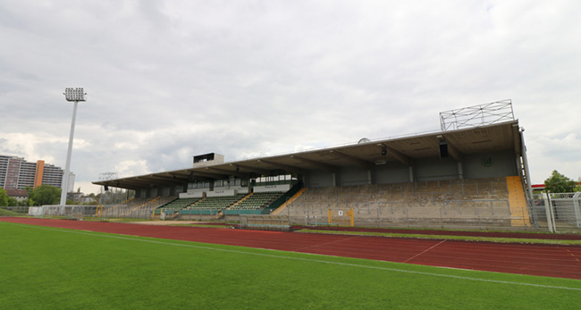 VfL-Stadion / Foto: Jens L. Heinrich