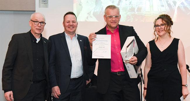 Silver Award für Jacek Voß von Sahnefoto