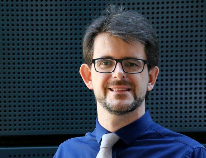 Geschäftsführender Direktor Dirk Schlesier