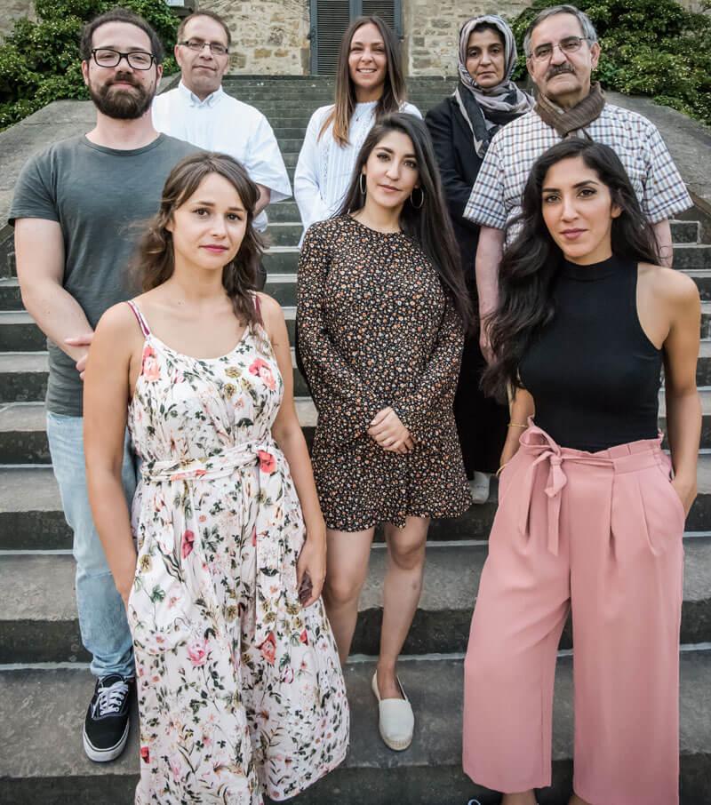 Das Team / Foto: BfKiA e.V.