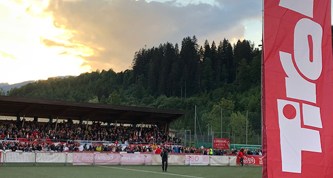 Cordial Cup 2018 VfL Wolfsburg Hohe Salve