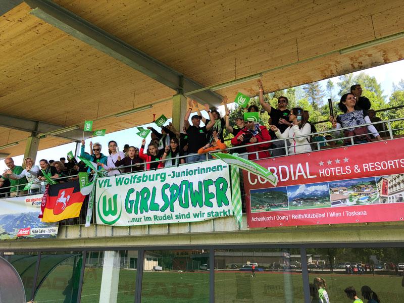 Hohe Salve Cordial Cup 2018 VfL Wolfsburg gegen TSV Grafing