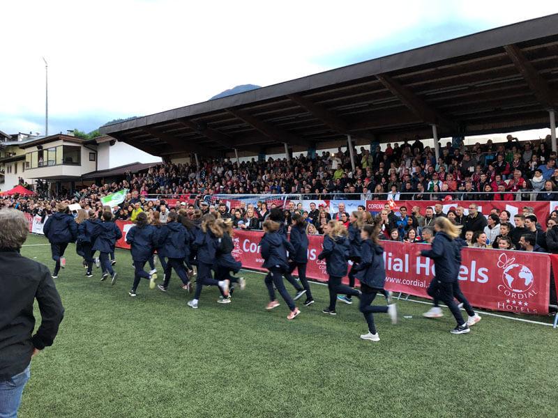 Hohe Salve Kirchberg Cordial Cup VfL Wolfsburg U15 Juniorinnen