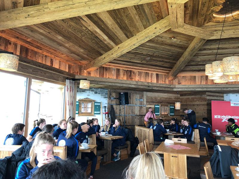 Hohe Salve Umadum Stubn Tirol