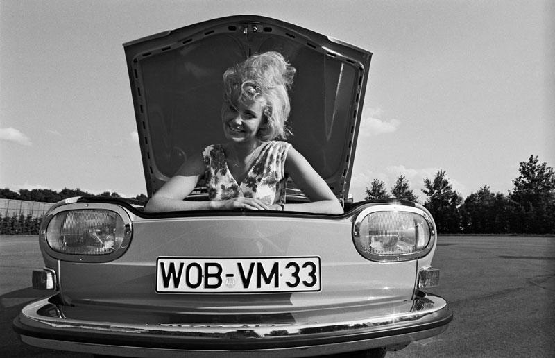 Kunstmuseum Wolfsburg / Foto: Archiv Robert Lebeck