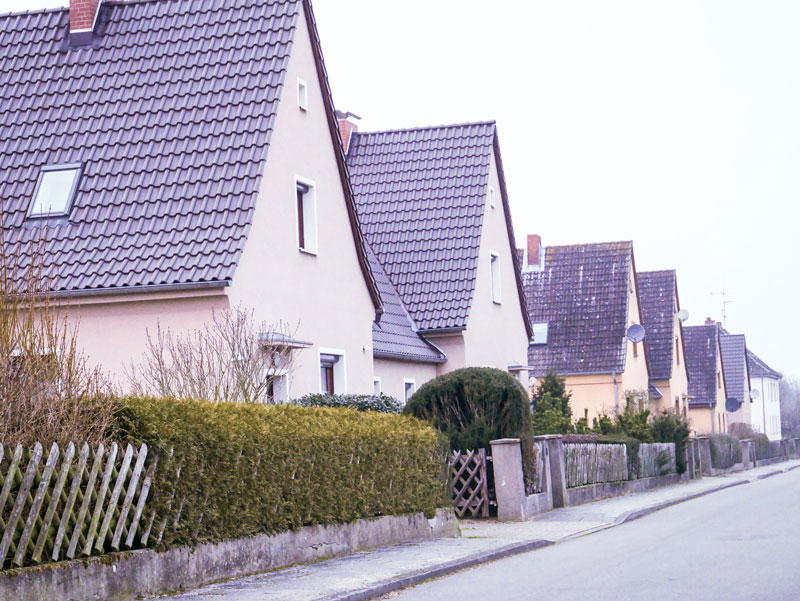 Sülfelder Schleusensiedlung / Foto: Hagen Eichler