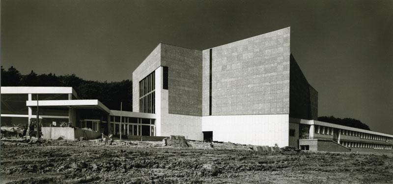 Das Scharoun Theater 1973 / Foto: Scharoun Theater (Film Schlesinger)