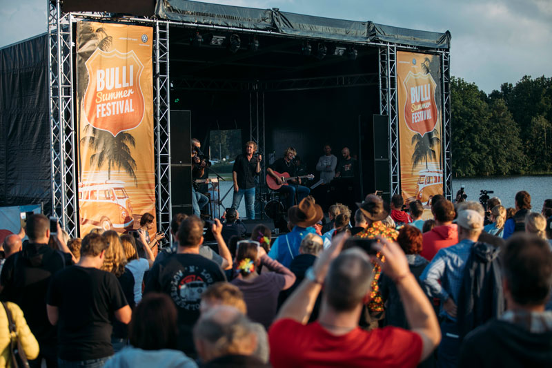 Bulli Summer Festival 2018 / Foto: Phil Schreyer