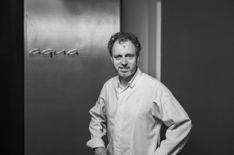 Sven Elverfeld / Foto: Thomas Koschel