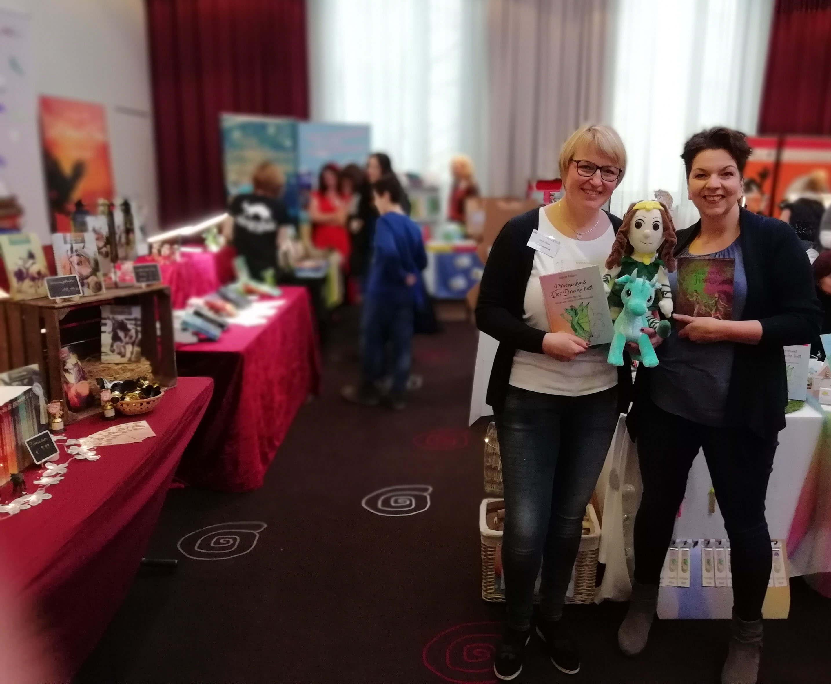 Drachenhaus meets Schimmerie / Foto: Nicole Maass