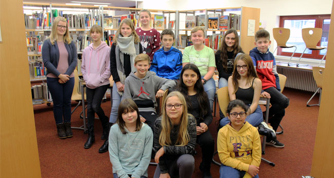 Tages-Schreibworkshop Heinrich-Nordhoff-Gesamtschule / Foto: FLOW WOLF