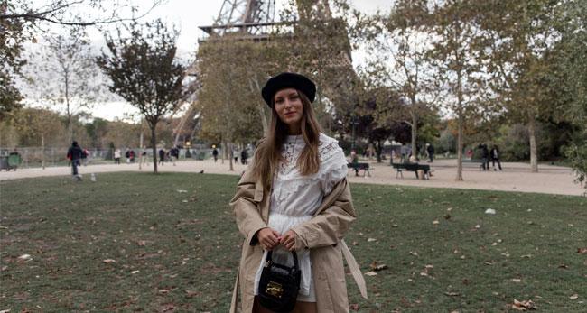 Modeblog Livia Auer - Parisian Chic